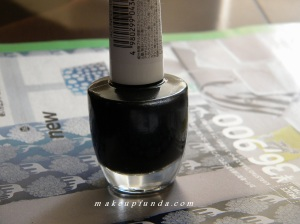 Black Nail Color