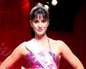 Katrina Kaif Fringe Hairstyle