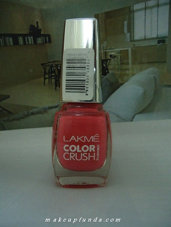 Lakme Color Crush 16