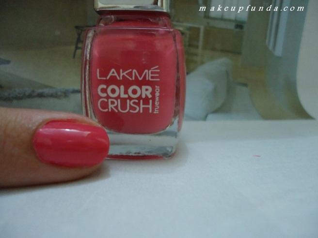 Lakme Color Crush 16