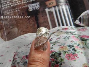 Nail Art Wedding Bliss
