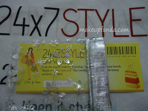Gift Voucher from 24x7 Style