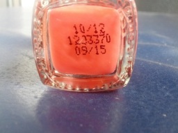 Colorbar Nail Lacquer- 20 Autumn Rose (Vernisa Ongles)